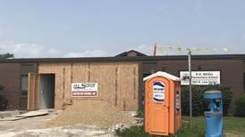 Delays slow P.H. Miller Elementary School renovation work