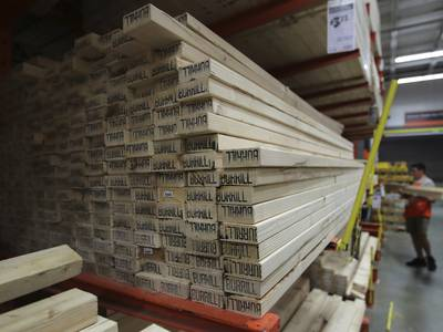 Lumber prices on the rise throughout suburbs