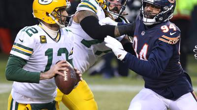 Photos: Bears lose to Packers but still make playoffs