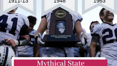 A long history of laying claim to 'mythical state championships'
