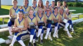 Junior high softball: Princeton, Bureau Valley fall in regional finals