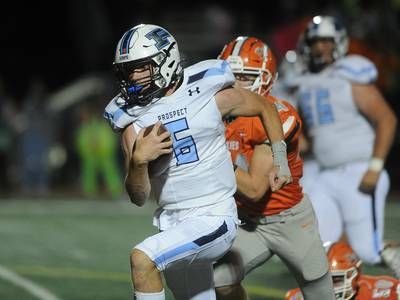 Prospect holds off Hersey to win Mid-Suburban East title
