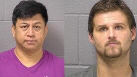 2 Joliet men arrested on child porn charges