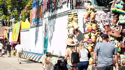 GALLERY: Sandwich Fair opens for the season