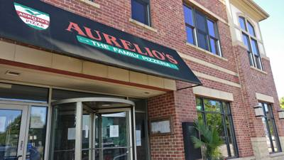 Mystery Diner in Geneva: Aurelio's spins decade of pizza classics
