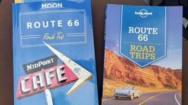 Getting their kicks on Route 66