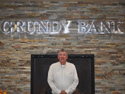 Tom Tesdal joins Grundy Bank
