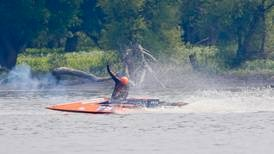 DePue Boat Races coverage: 'God was watching out for me'