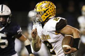 McHenry County notes: Jacobs trending in right direction with postseason looming