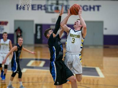 Boys Basketball: Former Yorkville Christian star Micah Schnyders excited to 'give back' with 'Hoops 4 Hunger' basketball skills clinic August 14