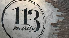 Main course: New restaurant 113 Main thrives in downtown Oswego