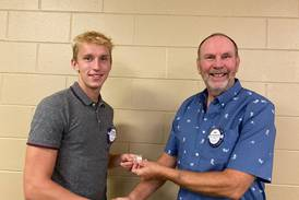 Rock Falls Rotary selects student of the month