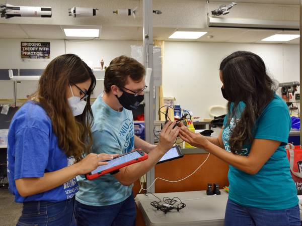 'STEM is all around us:' NIU STEM Fest features hands-on activities and talks