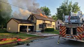 Family's home uninhabitable after house fire in unincorporated northern DeKalb County