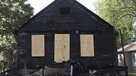 Man killed, wife critically injured this morning in Sterling house fire