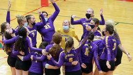 NewsTribune volleyball notebook: Gibsons enjoy coaching together
