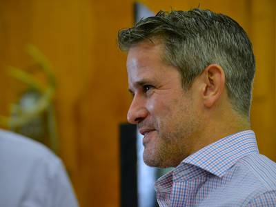 Kinzinger outraises 16th District rivals, Joy-King reports campaign donations in 17th