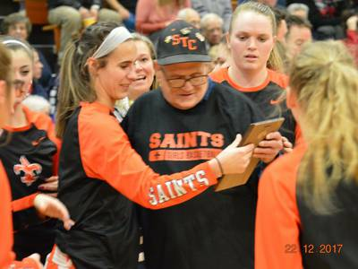 'He always put a smile on your face' St. Charles East community remembers 'super fan' Lloyd Jones