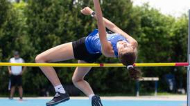 Girls Track and Field: St. Charles North's Natalie Buratczuk soars to third place at state high jump among area medalists