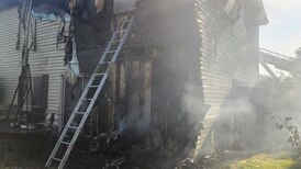 Fire causes extensive damage to Woodridge house