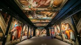 'Michelangelo's Sistine Chapel' up-close art experience graces Oakbrook Center