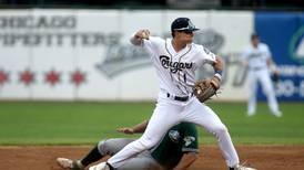 Cougars: 'It's kind of crazy to think about' Naperville native Nick Santoro glad for chance to play pro ball close to home with Cougars