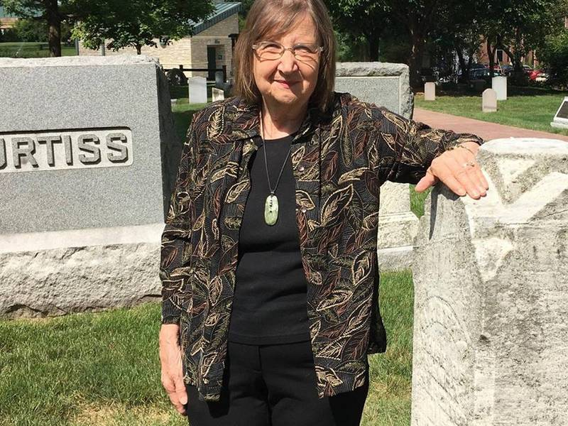 Marilyn Ludwig to receive Downers Grove Historian of the Year Award