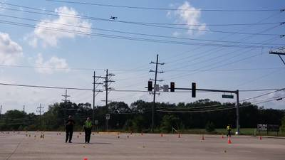 McHenry police using drone after report of shots fired at Route 31 and Bull Valley Road