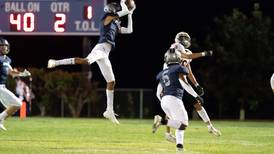 Kacey Battle's pick-six helps fast-starting Oswego East blow past Plainfield East to stay unbeaten