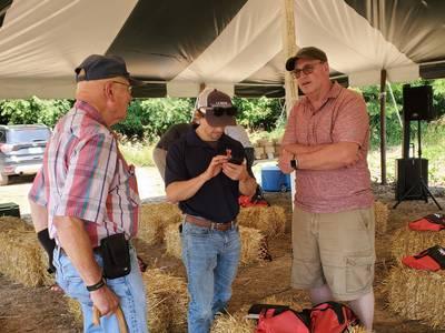 Cover crops, soil health focus of farm bureau Nutrient Stewardship Field Day