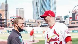 St. Bede alums J.A. Happ, Kyle Dinges enjoying ride on Cardinals streak