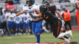 Photos: Lincoln-Way West football hosts Lincoln-Way East