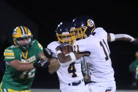 Sterling defense clamps down in decisive victory over Geneseo
