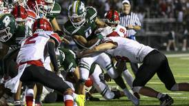 Plainfield Central wins 5th straight, 28-13, over Yorkville