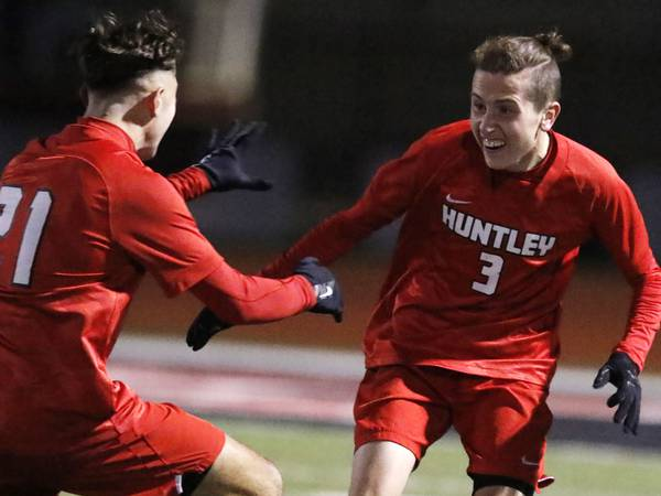 High school socceer: Huntley holds off Dundee-Crown, 4-3, in sectional semifinal