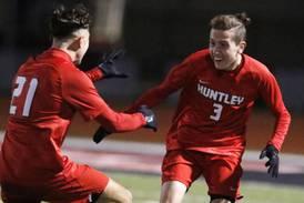 Photos: Huntley vs. Dundee-Crown boys soccer