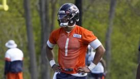 Six observations from this weekend's Bears rookie minicamp