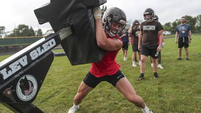 Joliet Catholic embraces high expectations with loaded schedule ahead this fall