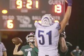 NewsTribune Football Notebook: St. Bede has knack for pulling out close games