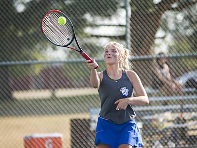 Girls tennis: Locals excited about experiencing state meet for first time