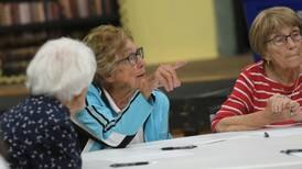 Mt. Morris residents take part in Town Hall Vision Meeting