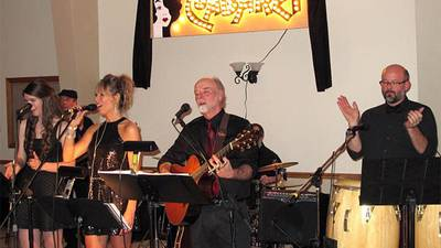 'Come to the Cabaret' in Sandwich