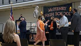 McHenry High School District 156 honors 183 graduates as Distinguished Warriors