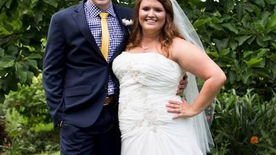 Blaser, Scott wed in July ceremony