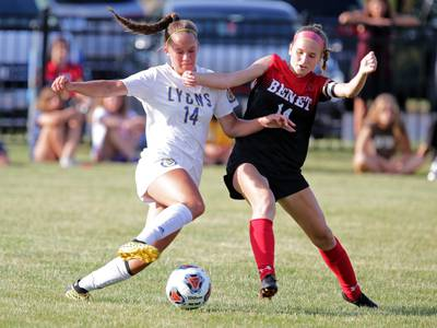 Girls Soccer: Start to finish, Jaimee Cibulka's career at Benet was truly special