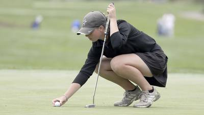 Girls Golf: Catie Nekola, St. Charles North edge St. Charles East for fourth straight DuKane Conference title
