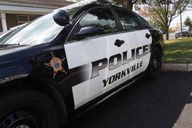 Yorkville police arrest juvenile on weapons, other charges following Route 34 traffic stop
