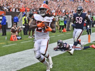 Bears defense upset that it was not better against Browns