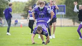 Photos: Pepping up Dixon High School