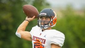 Soucie: Week 8 playoff projection